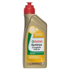 CASTROL SYNTRAX LONG LIFE 75W-90 1 LItre